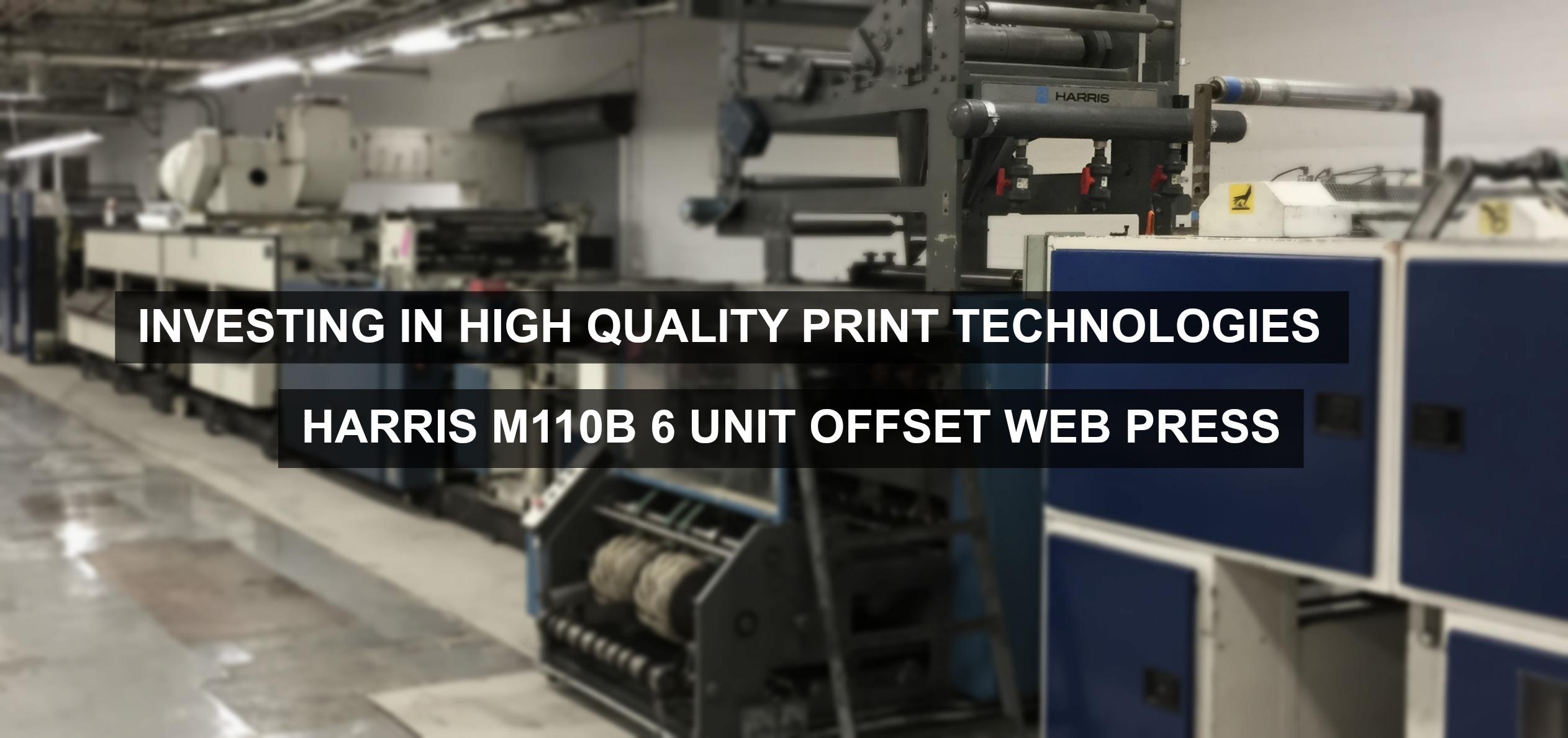 Harris M110 FCL Graphics Inc
