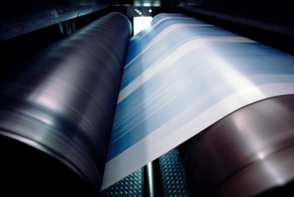 Offset Web Printing